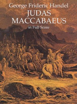 Judas Maccabaeus in Full Score
