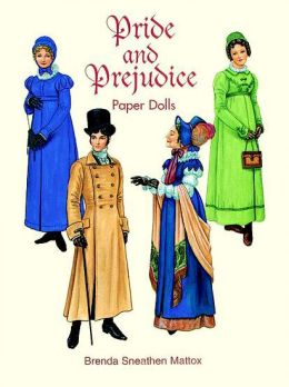 Pride and Prejudice: Paper Dolls