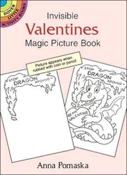 Invisible Valentines Magic Picture Book
