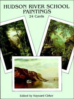 Hudson River School Paintings: 24 Cards