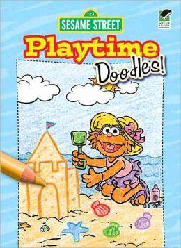Sesame Street Playtime Doodles!