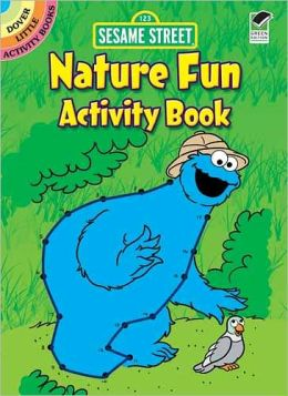Sesame Street Nature Fun Activity Book
