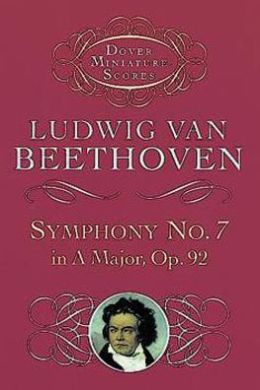 Symphony No.7 in A Major, Op.92: (Dover Miniature Scores Series): (Sheet Music)