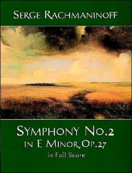 Symphony No. 2 in E Minor, OP. 27: in Full Score