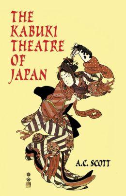 The THE KABUKI THEATRE OF JAPAN