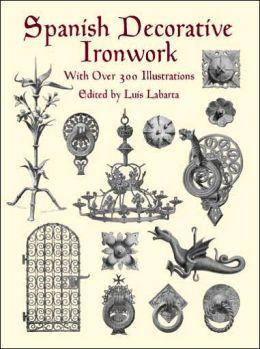 Spanish Decorative Ironwork