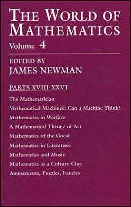 The World of Mathematics, Volume 4