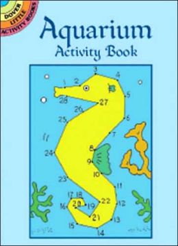 Aquarium Activity Book
