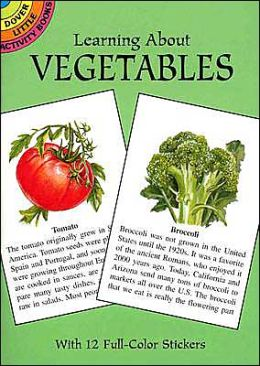 Learning about Vegetables
