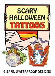 Scary Halloween Tattoos