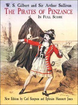 The Pirates of Penzance in Full Score