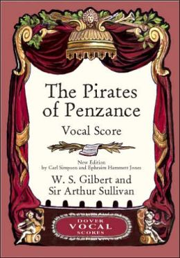The Pirates of Penzance: Vocal Score