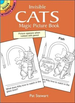 Invisible Cats Magic Picture Book