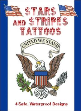 Stars and Stripes Tattoos