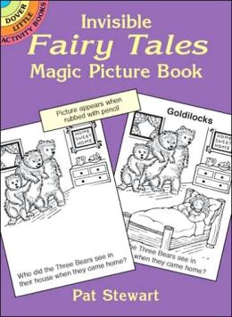 Invisible Fairy Tales: Magic Picture Book