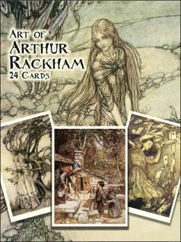 Art of Arthur Rackham: 24 Cards
