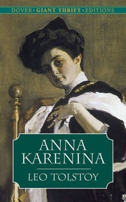 Anna Karenina (Dover Thrift Edition)