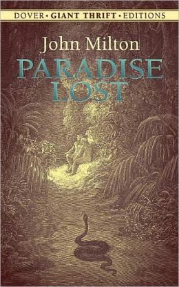 Paradise Lost (Dover Giant Thrift Editions Series)