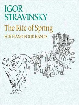 The Rite of Spring for Piano Four Hands