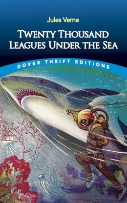 Twenty Thousand Leagues Under the Sea (Dover Thrift Edition Series)