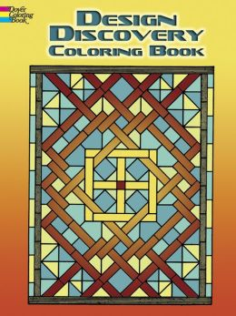 Design Discovery Coloring Book