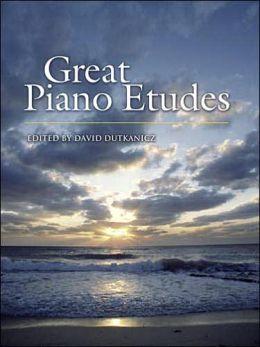 Great Piano Etudes: Masterpieces by Chopin, Scriabin, Debussy, Rachmaninoff and Others