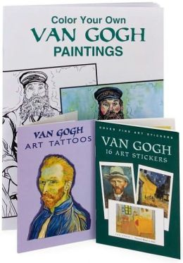 Van Gogh Art Activity Pack