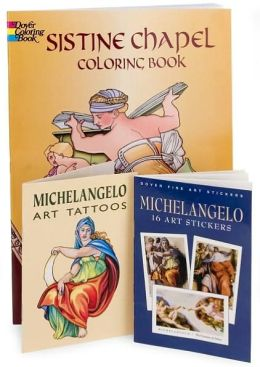 Michelangelo Art Activity Pack