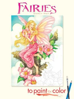 Fairies to Paint or Color