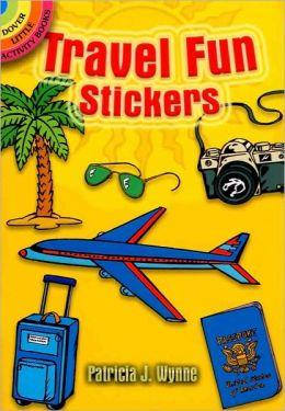 Travel Fun Stickers