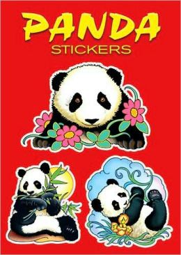 Panda Stickers