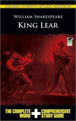 King Lear: Dover Thrift Study Edition