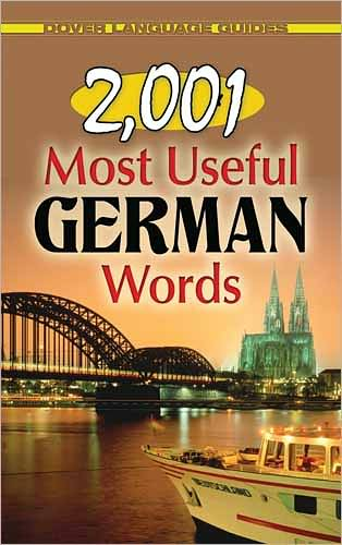2,001 Most Useful German Words