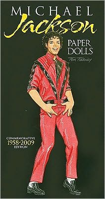 Michael Jackson Paper Dolls: Commemorative Edition 1958-2009