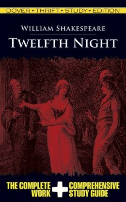 Twelfth Night: Dover Thrift Study Edition