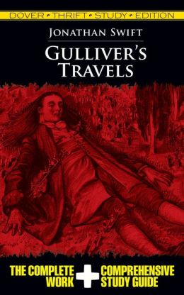Gulliver's Travels: Dover Thrift Study Edition