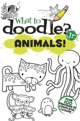 What to Doodle? Jr. -- Animals!