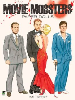 Movie Mobsters Paper Dolls