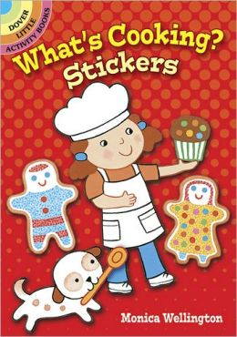 What's Cooking? Stickers