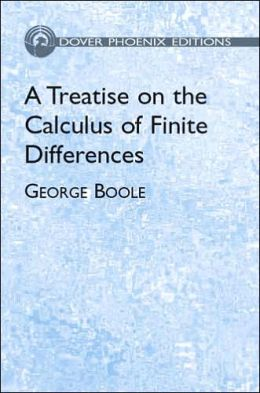 A A Treatise on the Calculus of Finite Differences