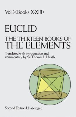 Thirteen Books of Euclid's Elements