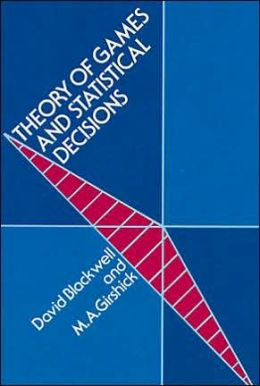 Theory of Games and Statistical Decisions