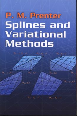 Splines and Variational Methods