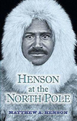 Henson at the North Pole