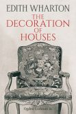 Book Cover Image. Title: The Decoration of Houses, Author: Edith Wharton