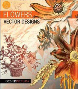 Flowers Vector Designs