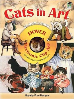 Cats in Art CD-ROM and Book