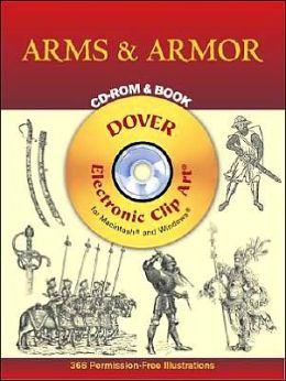 Arms and Armor, with CD-ROM