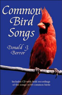 Common Bird Songs CD