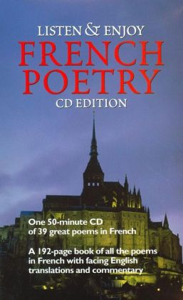 Listen & Enjoy French Poetry (Listen & Enjoy Series)